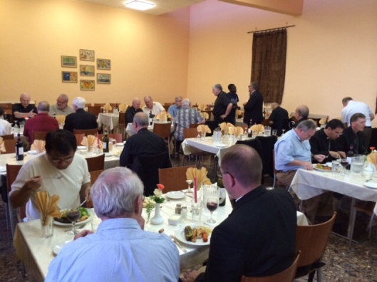 Catholic Bishops at Tantur Ecumenical Institute