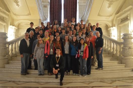 YouthGroup-Romania