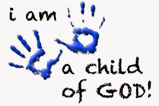 childofGod-bluehands