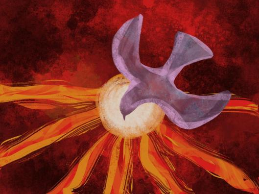 Pentecost art