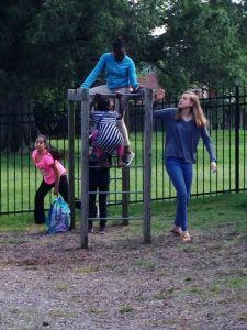Rosewood Tutoring - playground